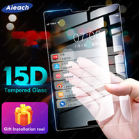 Vidro protetor 15D para Samsung Galaxy Tab S5E S6 Lite 10.4 S7 Protetor de tela para Samsung Tab S4 9.6 Vidro Temperado