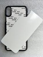 Sublimação de plástico rígido DIY Designer Phone Case PC sublimar em branco Capa para iPhone 12 11 XS MAX Samsung Note20 A21 izeso