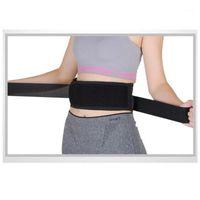 Vita all'aperto Terapia del disco Lombare Terapia di supporto per cintura Brace Auto-riscaldamento Magnetico Tormalina Supporto per la vita 1PCS1