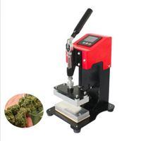AUPLEX AP1903 1T مصغرة دليل المحمولة الصناعة آلة الصحافة بخار مسمار المزدوج الحرارة التدفئة الصحافة التدخين الشمع النفط استخراج آلة dab أداة أداة