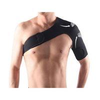 Suporte do ombro Bace Basketball Braço Manga Homens Segurança Esportes Esportes Protetor de Postura Corretor Protetor