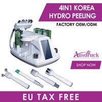 Hydra Dermabrasion RF BIO-Heben SPA-Gesichtsmaschine / Aqua-Gesichtsreinigungsmaschine / Wasser-Peeling-Dermabrasion