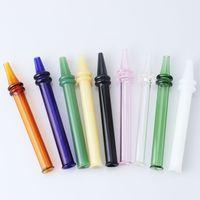 2021 mini colecionador de néctar colorido com 4,7 polegadas nector vidro straigh tube acessórios de fumar dicas de vidro para DAB