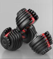 2020 US-amerikanische Mantel-Hantel 5-52.5LBs Fitness-Workouts-Dummköpfe tonen Ihre Kraft und bauen Ihre Muskeln