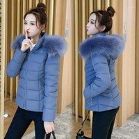 Parka mulheres para baixo jaqueta desgaste de neve wadded jaqueta feminina 2020 outono e inverno mulheres de algodão-acolchoado outerwear inverno casaco1
