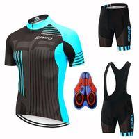 2020 Yeni Capo Pro Bisiklet Formaları Set Yaz Bisiklet Giyim Dağ Bisikleti Giysileri Bisiklet Giyim MTB Bisiklet Giyim Suit1