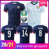 2020 اسكتلندا لكرة القدم جيرسي 2020 قميص كرة القدم الاسكتلندي روبرتسون نيزيث ماكجريجور كريستي فورست ماكجين مايلوت