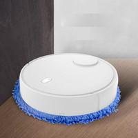 Limpiadores de aspiradoras Automático Smart Seco Dry Robot Cleaner USB Electric Mop Machine ER para el hogar