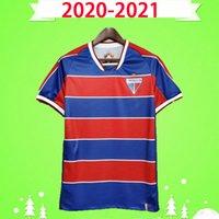 20 21 Mailleots de Football Fortaleza Soccer Jersey 2020 2021 Alipio Gustavo Mineiro Jacare Pedro Sergio Edinho تخصيص قميص المنزل لكرة القدم