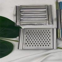 Cortador de vegetales de acero inoxidable Slicer Multi función Rallador Nueva herramienta Twist Chopper NICER DICER Accesorios de cocina Venta caliente 18JT K2