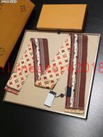 2020 Марка Шарфы Мужчины Мода Высокое Качество Кашемировые Мужские шарфы Шаль Роскошные шарфы XX22