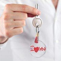 90pcs / 1set DIY 스웨이드 Tassel 키 체인 아크릴 투명 원 디스크 맑은 아크릴 키 체인 빈 트레이스 펜던트 및 열쇠 고리 e112401