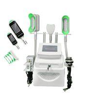 360 Cryolipolysis Cool Body Machines RF 40K تجويف الجسم مع 360 مقابض معدنية لذراع الجسم والذقن مزدوج التخسيس CE