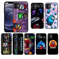Entre nós jogo para menino case celular do telefone móvel para iphone 12 pro max mini 11 pro xs max 8 7 6 6s mais x 5s SE 2020 xr capa