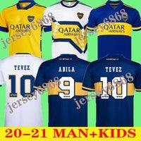 2020 2021 Boca juniors جيرسي المحليين الزيارة 20 21 بوكا جونيورز جاجو أوسفالدو كارليتوس بيريز دي روسي كاميسيتا ديبورتيفا دي فطول