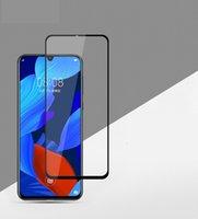 Huawei Y5A Y6A Y7A Y7A Nova 8 SE Nova 8i 200 PCS /ロトのための9時間のフルカバー強化ガラスのプロテクターの絹