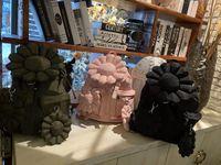 무라카미 타카시 카이 카이 카이 카시 키 인형 디자이너 가방 가방 가방, Luggages 배낭 패턴 문자열 배낭 숄더 가방 학교 꽃