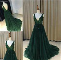 2020 pas cher robes de bal blanc sexy à manches longues 3D floral dentelle applique de cocktail courtes robes de cocktail de cheville longueur de la cheville robes de soirée en satin