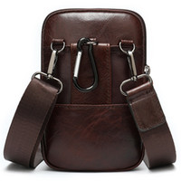 HBP WESTAL Genuine Shoulder Bag Man Men Men's For Leather Male Money Bags Small Phone Belt Messenger Crossbody Flap 8950 Bfcti