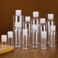 5 мл 10 мл 20 мл 30 мл 50 мл 60 мл 80 мл 100 мл 120 мл. Пластиковые бутылки Pet прозрачный пустой прозрачный контейнер для пустой бутылки