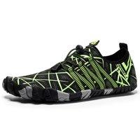 뜨거운 판매 패션 남자 신발 메쉬 통기성 스니커즈 워킹 남성 신발 새로운 편안한 가벼운 운동화 C-200301091
