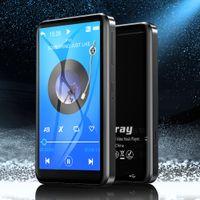8 GB Touch Screen MP3-Player mit Bluetooth-Integrierter Lautsprecher HIFI-Musik-Player Walkman FM-Radio-Audio-Video-E-Book-Rechner