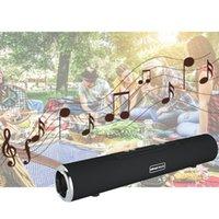 Booms Basse L6 Portable sans fil Bluetooth Haut-parleur Soundbar Super Bass Stereo Subwoofer Haut-parleur Boombox Soundbox