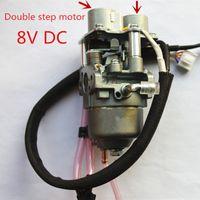 Vergaser mit doppeltem Schrittmotor 24 byj28 8V DC passt yamaha mz80 148f 144f Wechselrichtergenerator-Vergaser 4 Hubgeheimnis