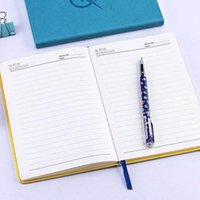 Regali personalizzati personalizzati A5 Agenda Daily Pocket Pocket Planner Journal Diario PU Cover Cover Cover Color Change Notebook con banda elastica PPD3515