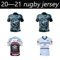 2020 Top Quality Cronulla-Sutherland Sharks Rugby Jersey Indígena Jersey Camiseta Nrl Rugby League Jerseys Austrália Maillot de Rugby Customi