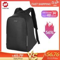 Tigernu 2020 новый TPU материал RFID анти кражи скрытые молнии 15,6 дюймов ноутбук рюкзак мужские водонепроницаемые модные сумки мужские mochilas