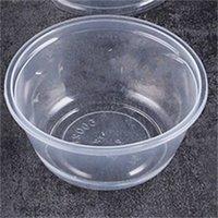 Disponibla lådor sås kopp gelé pudding 50 ml fall krydda nytt packning transparent arrangör kök ny 15oh k2