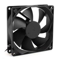 Fans Kühlungen 92mm x 25mm 24V 2pin Hülselager Lüfter für PC Case CPU Cooler