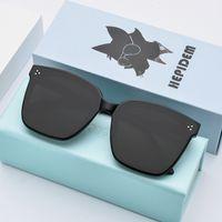 Hepidem 2020 Acetato Acetato Occhiali da sole rotondi Retro Uomo delicato Brand Designer Occhiali da sole per le donne Vintage Mirroring UV400 GM Dreamer 17