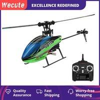 Wecute WLToys V911S 4CH 6G 6-AIXS GYRO Single Propelller Nicht-AlerReron RC Hubschrauber mit Gyroskop-Fernbedienung RTF-Spielzeug1