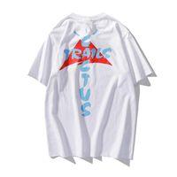 T-shirt da uomo in t-shirt da uomo a maniche corte in estate ESTATE NUOVA T-shirt European and American Fashion Brand