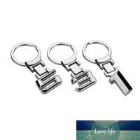Fashion Zinc Alliage Métal Logo Porte-clés Chainchain Clé Toux-porte-clés Porte-clés Ajustez pour 1 3 5 6 7 8 Série X Série Accessoires
