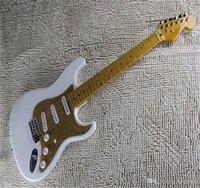 Fabbrica hot all'ingrosso corpo personalizzato stratotocaster f st elettrica chitarra in magazzino