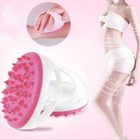 Badebürsten, Schwämme Wäscher Ootdty Handheld Dusche Anti Cellulite Ganzkörpermassagebürste Schönheit Z07 Tropfen 1