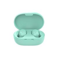 A6s Earbuds TWS Bluetooth Fone de Ouvido Fone de Ouvido no ouvido Music Headset Sem Fio Colorido Earpiece Portable para telefone