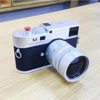 غير العمل وهمية وهمية dslr كاميرا نموذج صور استوديو الدعائم ل Leica M عدسة طويلة