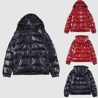 새로운 패션 브랜드 새로운 겨울 재킷 원정 파카 망 아래로 코트 망 겨울 코트 맨 아래로 자켓 Outwear 재킷 늑대 모피 후드