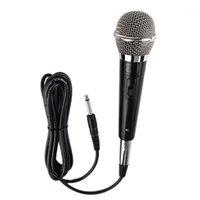 Microfones tradicionais microfone com fio dinâmico Dinâmico Micheld Mic para Karaoke Canting / Guitar1