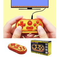MIPAD 90 SM 클래식 TV 비디오 게임 콘솔 슬림 스테이션 게임 플레이어 NES RETEO 게임 지원 AV 케이블 패밀리 포켓