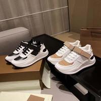 Boutique Fashion Casual Hommes et Femmes Sneakers Combinaison Semelle Semelle d'azote Barre de couleur Barre de fond Vérificateur Casual Chaussures Casual Chaussures 35-45 BR320 12