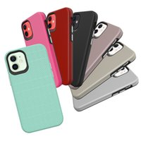 Triangle Hybrid Armor Rugged TPU PC Case For iPhone 12 11 Pro Max XR XS Max X 8 Samsung S20 Plus Note 20 Ultra A01 A11 A21 A31 A51 A71 A21S