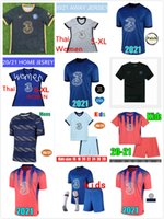 20 21 Fussball Jersey Ziyech Lampard Football Hemd Havertz Camiseta de Futbol Mount Werner 2020 2021 PULISIC KANTE MAILLOT DE FOOT