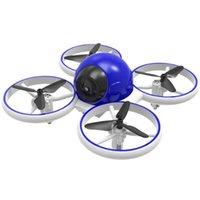 طائرات بدون طيار مصغرة UAV HD 720P مع الكاميرا الهوائية الهوائية تحكم عن بعد الطائرات الثابتة لعبة