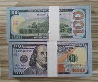 USALARS DOLLARS PROP MONEY MOVE BANKNOTE Paper Новизна Игрушки 20 50 100 Доллар Валюта партии Поддельные деньги Деньги Подарочная игрушка Банкнота 19