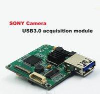 Модуль модуля Sony Движение Среднее разработка Кодирование Кодирования Доска управления HD Камера USB3.0 Доска Декодирование интерфейса USB3.0 Выход1